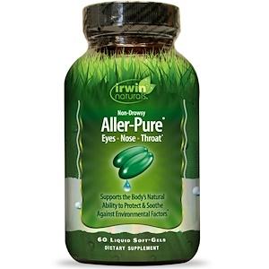 Ирвин Натуралс, Aller-Pure, 60 Liquid Soft-Gels отзывы
