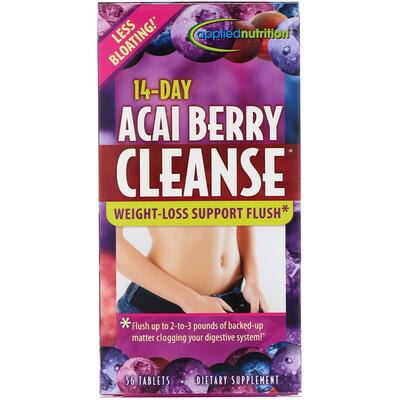 14-дневный курс очистки с ягодами акаи, 56 таблеток