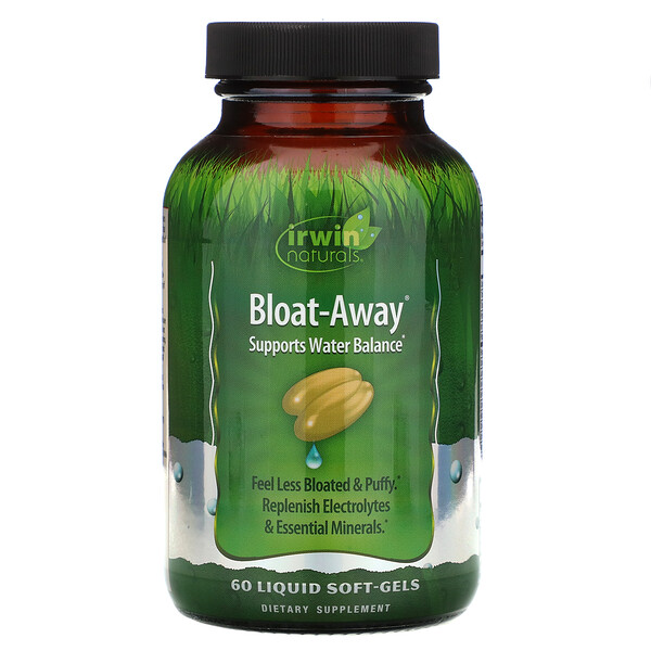 Bloat-Away, 60 Liquid Soft-Gels