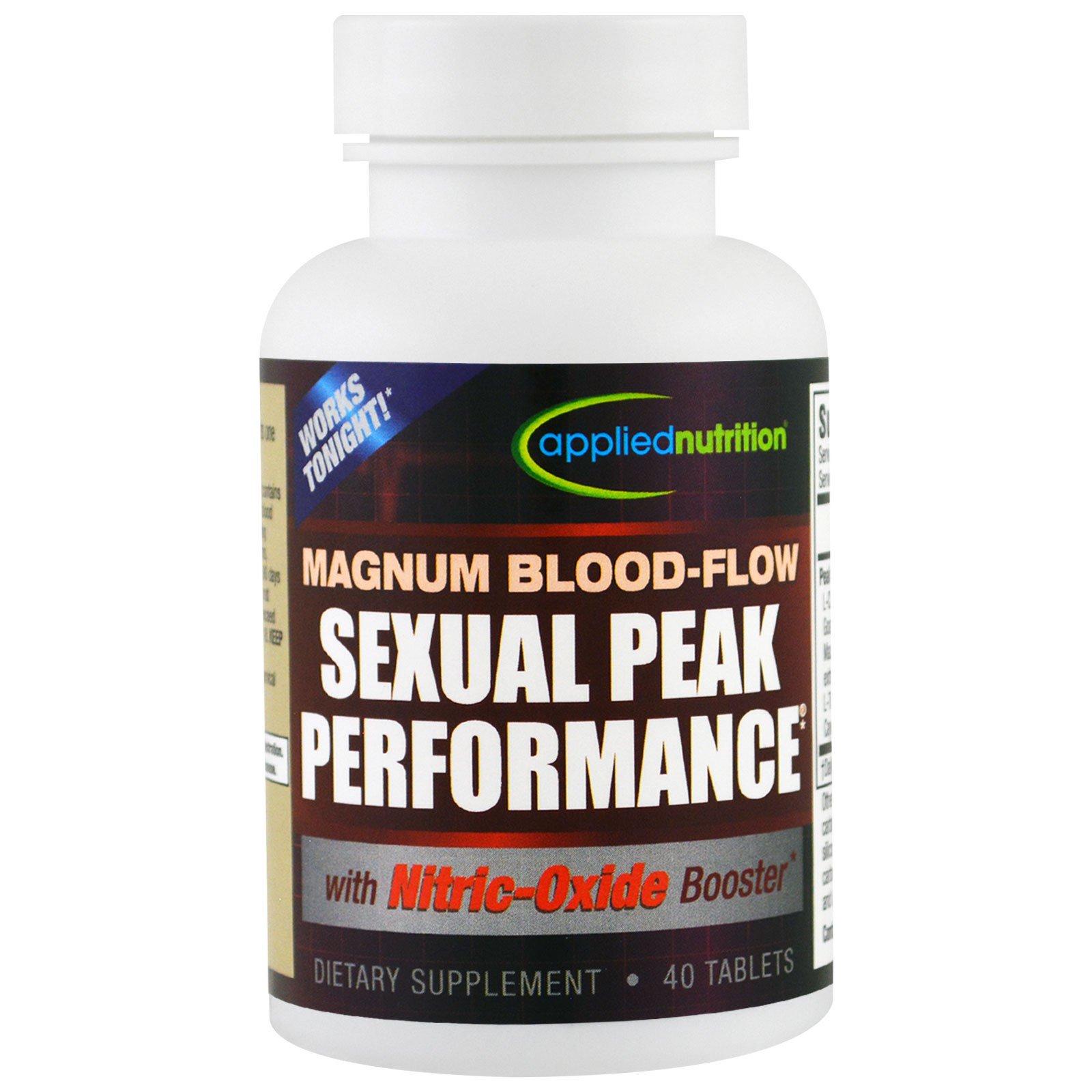 Applied nutrition sexual peak