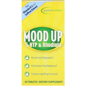 appliednutrition, Mood Up, 5-HTP & Rhodiola, 48 Tablets отзывы