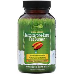 Irwin Naturals, 睾酮 - 高效燃脂劑,60 粒液體軟凝膠