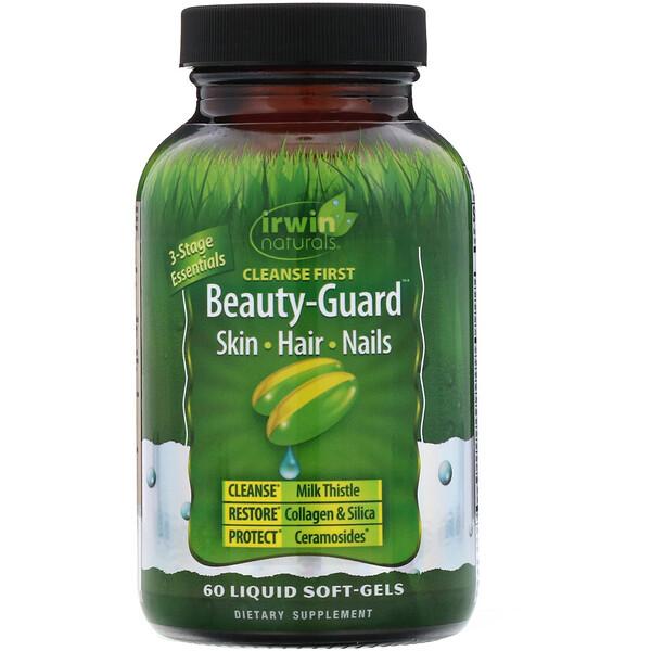 Cleanse First Beauty-Guard, 60 Liquid Soft-Gels