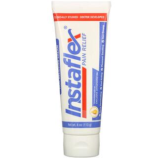 Instaflex, Pain Relieving Cream, 4 oz (113 g)
