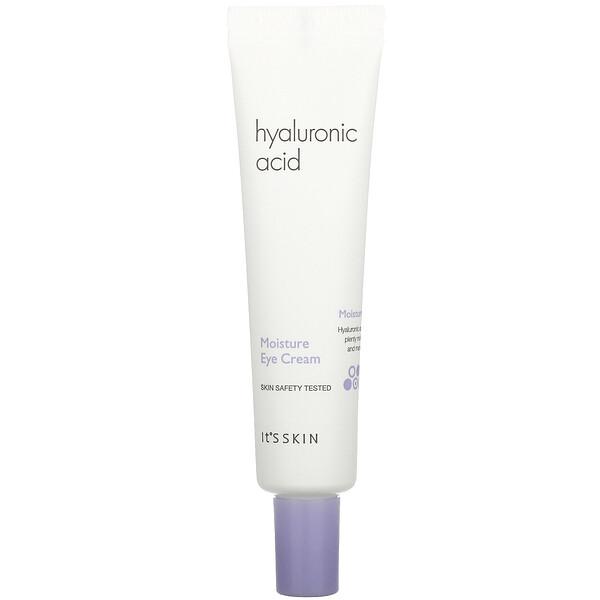 Hyaluronic Acid, Moisture Eye Cream, 25 ml