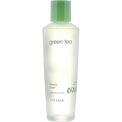 Купить It's Skin Green Tea, Watery Toner, 150 ml