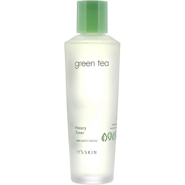 Green Tea, Watery Toner, 150 ml