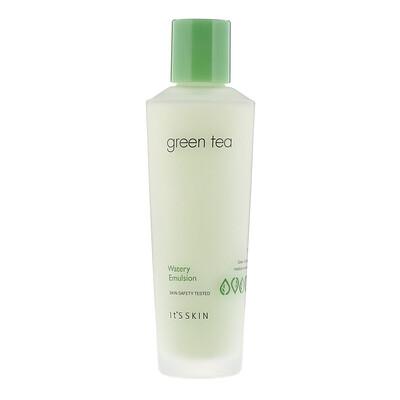 Купить It's Skin Green Tea, Watery Emulsion, 150 ml