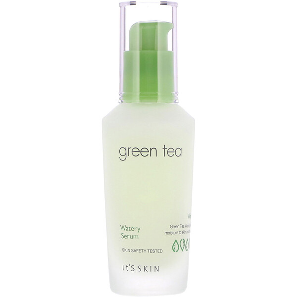 Green Tea, Watery Serum, 40 ml