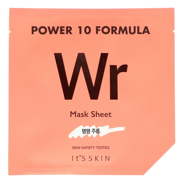 It's Skin, Power 10 Formula, WR Mask Sheet, Anti-Wrinkle, 1 Mask, 25 ml