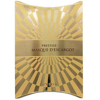 It's Skin, Prestige Masque D'Escargot, 5 Pack, 25 g Each
