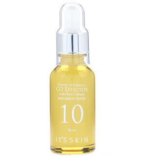 It's Skin, Сыворотка для лица с коллагеном Power 10 Formula CO Effector, 30 мл