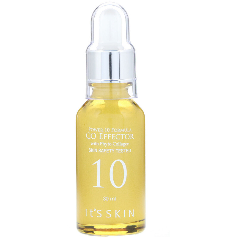 Power 10 Formula, CO Effector with Phyto Collagen, 30 ml