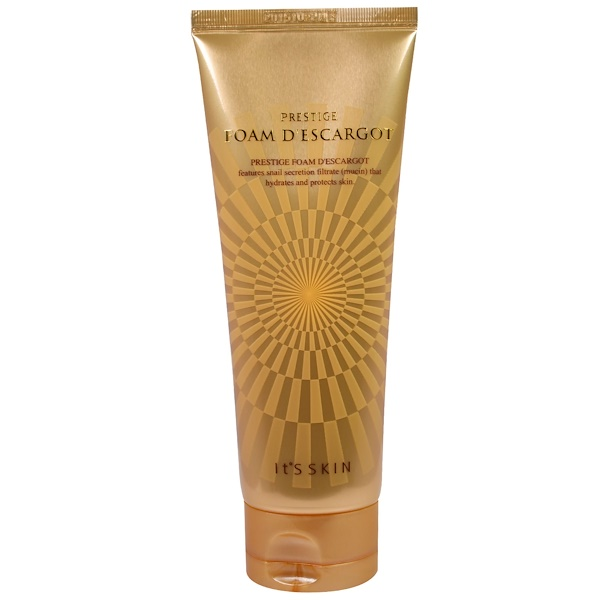 It's Skin, Prestige, Foam D'escargot, 150 ml (Discontinued Item)