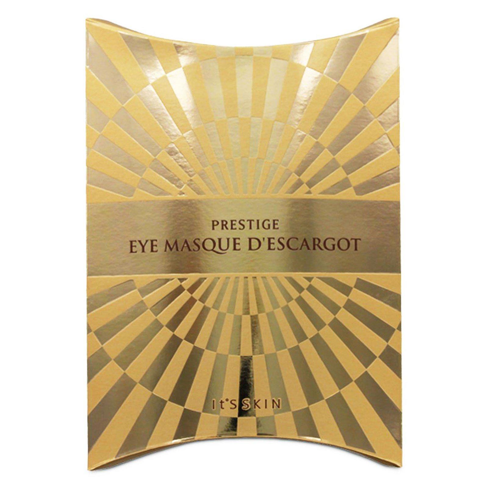 It's Skin, Престиж, Улиточная маска для глаз, 5 шт. в упаковке