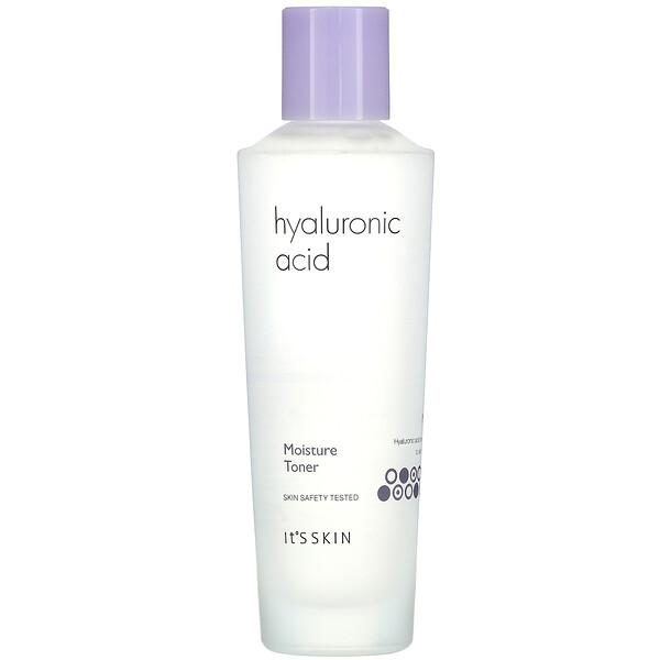 Hyaluronic Acid, Moisture Toner, 150 ml