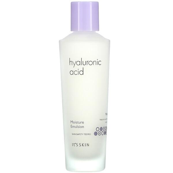 Hyaluronic Acid, Moisture Emulsion, 150 ml