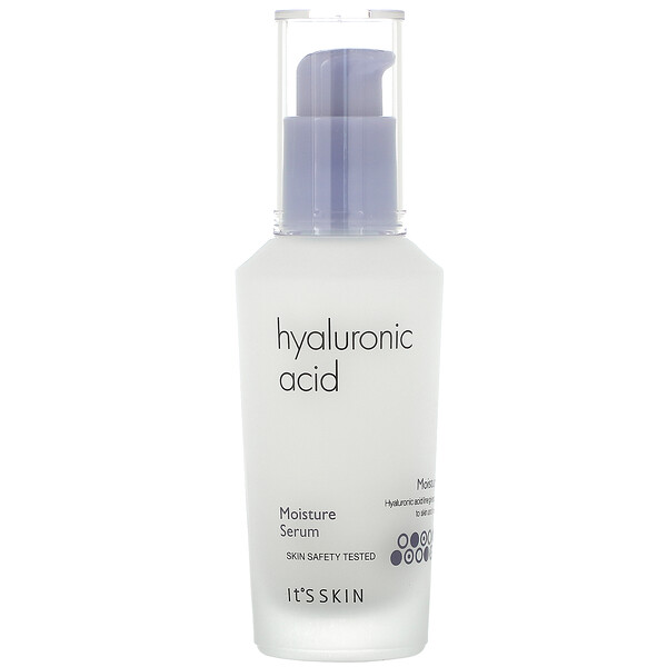 Hyaluronic Acid Moisture Serum, 40 ml