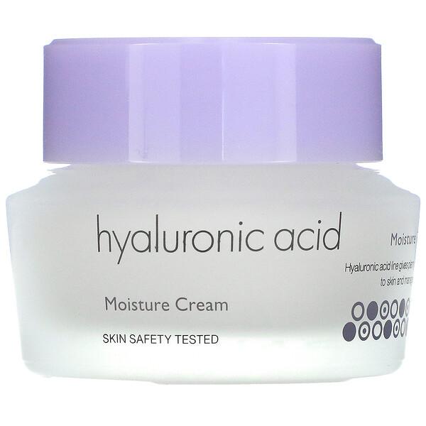 Hyaluronic Acid, Moisture Cream, 50 ml