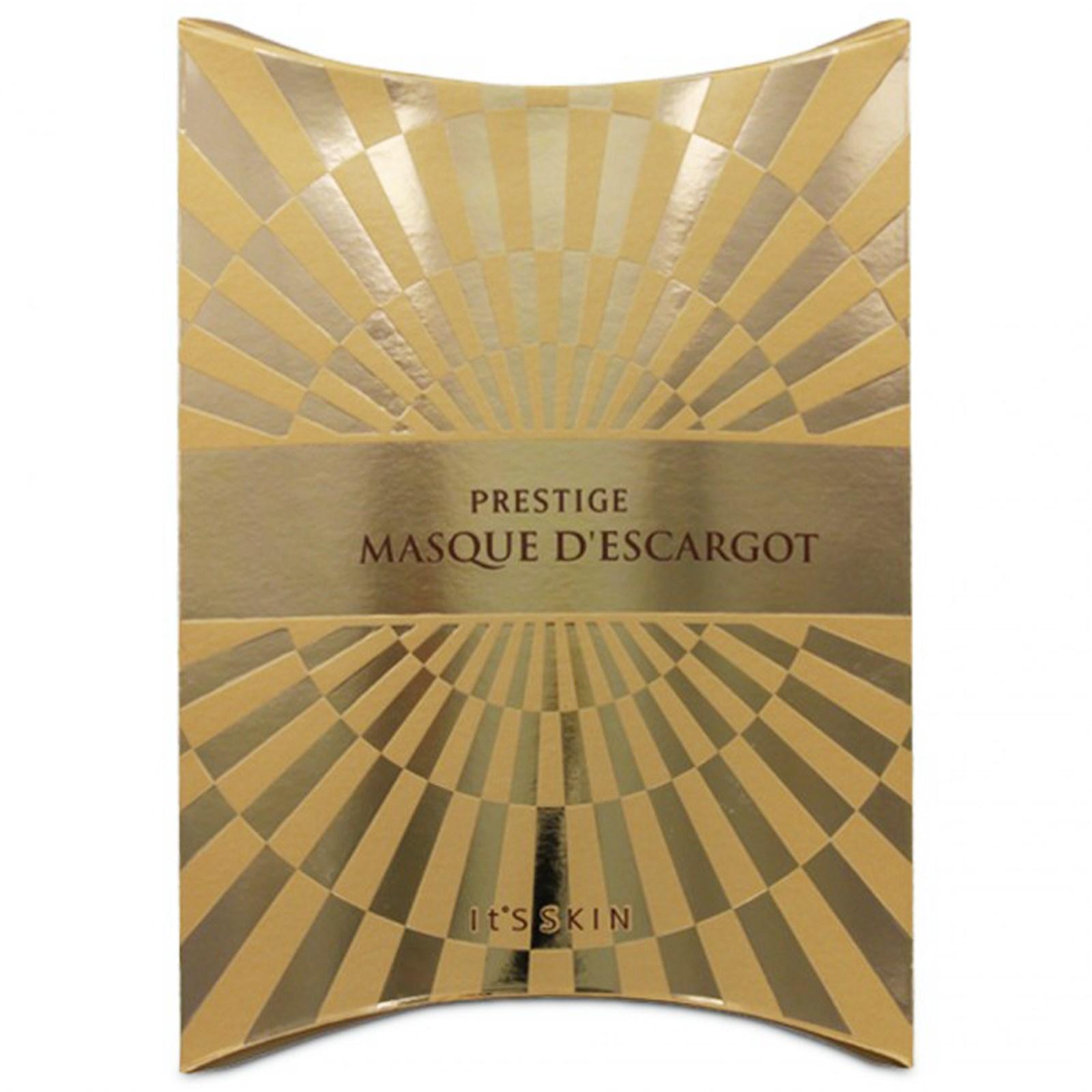 It's Skin, Улиточная маска для глаз «Престиж», 5 шт. в упаковке, по 25 г каждая