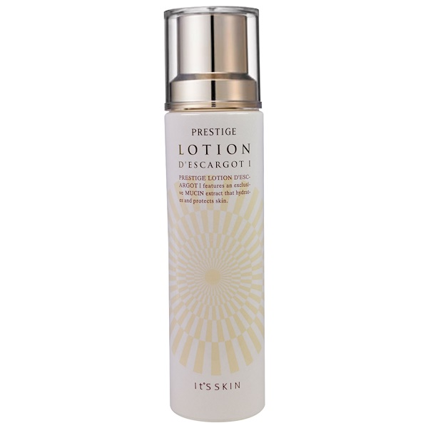 It's Skin, Prestige, Lotion D'escargot I, 140 ml (Discontinued Item)
