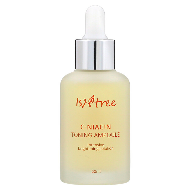 Isntree, C-Niacin Toning Ampoule, 1.69 fl oz (50 ml) (Discontinued Item)
