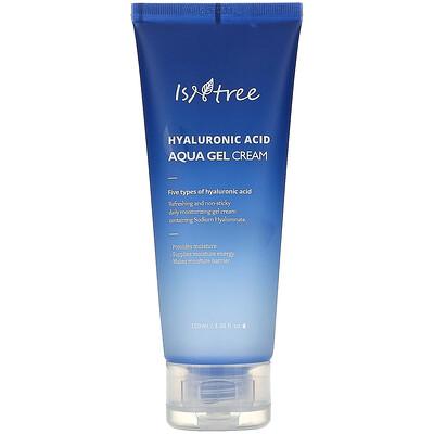 Isntree Hyaluronic Acid, Aqua Gel Cream, 3.38 fl oz (100 ml)