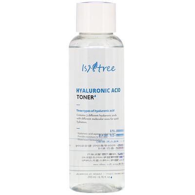 Купить Isntree Hyaluronic Acid Toner, 6.76 fl oz (200 ml)