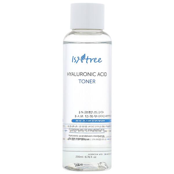 Isntree, Hyaluronic Acid Toner, 6.76 fl oz (200 ml) (Discontinued Item)