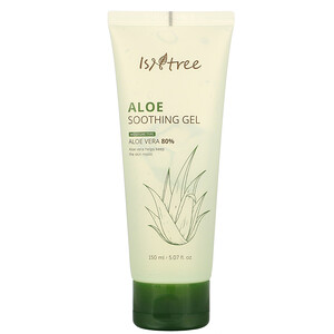 Isntree, Aloe Soothing Gel,  Aloe Vera 80%, 5.07 fl oz (150 ml) отзывы