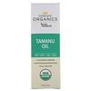 InstaNatural, Complete Organics Tamanu Oil, 1 fl oz (30 ml)