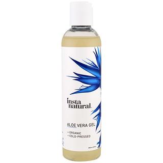 InstaNatural, Gel de áloe vera, 8 oz líquidas (240 ml)