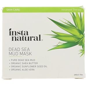 InstaNatural, Dead Sea Mud Mask, 8 oz (240 ml)