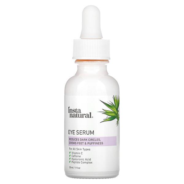 InstaNatural, Youth Restoring Eye Serum, 1 fl oz (30 ml)