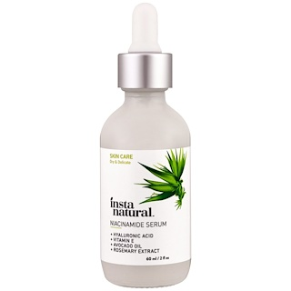 InstaNatural, Niacinamide Vitamin B3 Serum, 2 fl oz (60 ml)