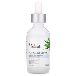 Инстанатурал, Niacinamide Serum, 2 fl oz (60 ml) отзывы покупателей