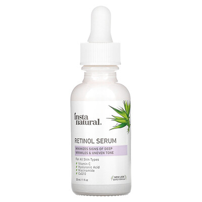 InstaNatural Retinol Serum, 1 fl oz (30 ml)