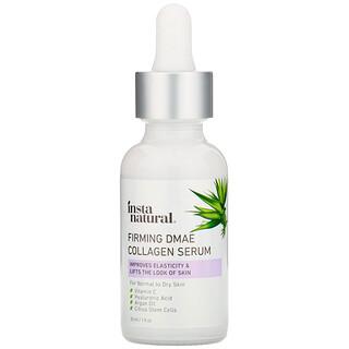 InstaNatural, Firming DMAE Collagen Serum, 1 fl oz (30 ml)