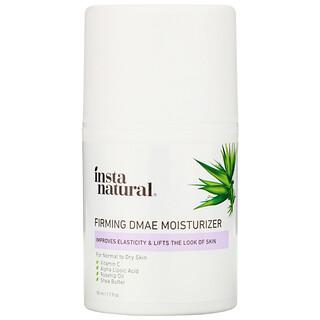 InstaNatural, Crema humectante y reafirmante con DMAE, 50ml (1,7oz.líq.)