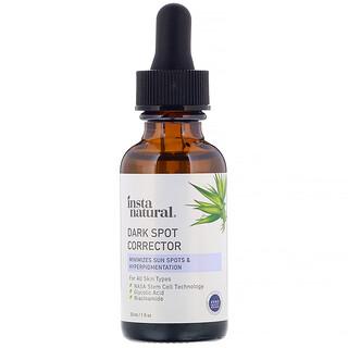 InstaNatural, Dark Spot Corrector, Anti-Aging, 1 fl oz (30 ml)