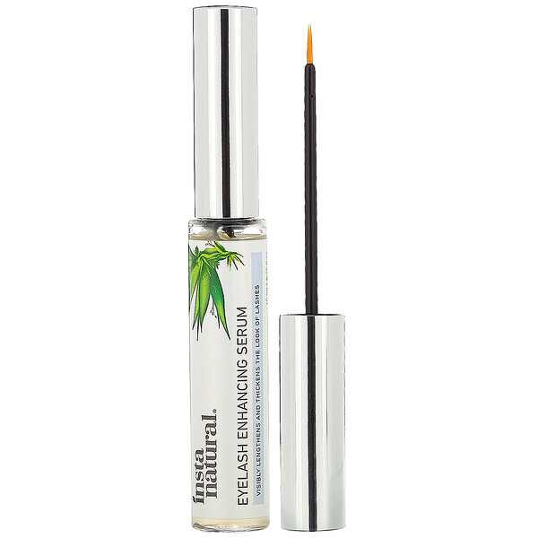 InstaNatural, Eyelash Enhancing Serum, 0.35 fl oz (10 ml)