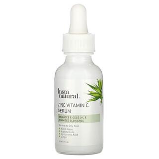 InstaNatural, Zinc Vitamin C Serum, 1 fl oz (30 ml)