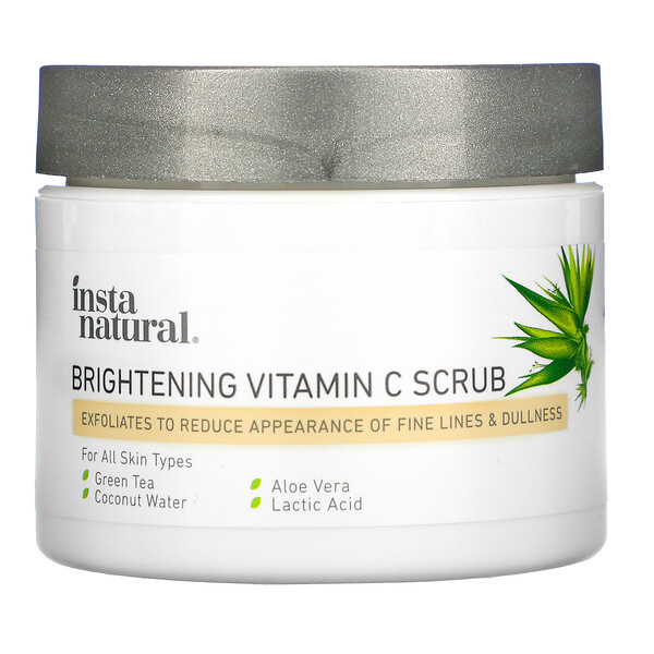 Brightening Vitamin C Scrub, 2 oz (56 g)