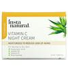 InstaNatural, Vitamin C Night Cream, 0.5 fl oz (15 ml)