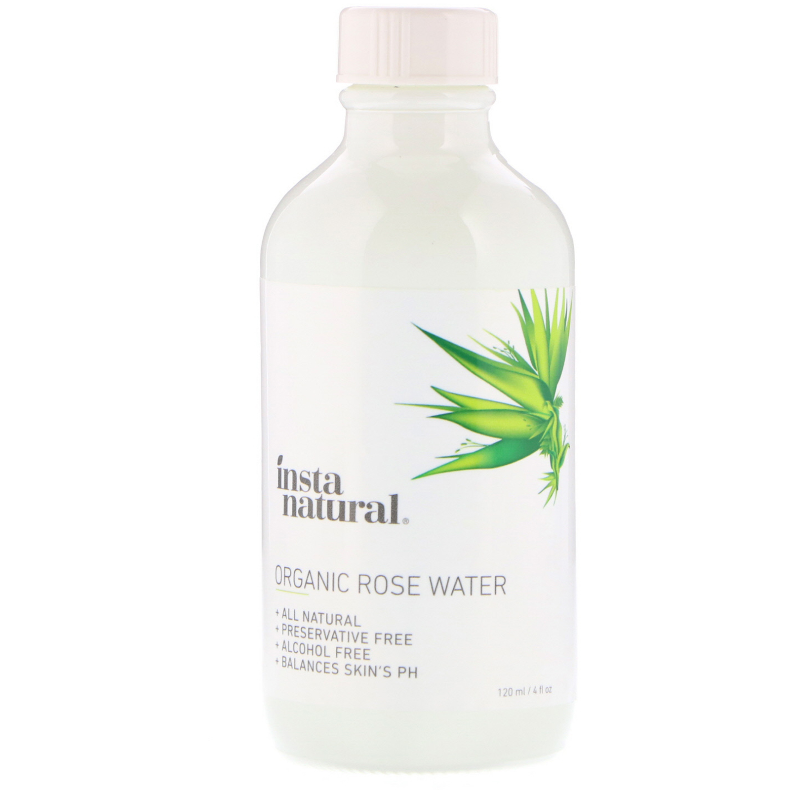 Organic Rose Water (120 ml)