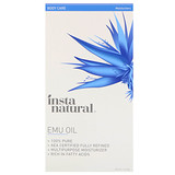 Отзывы о InstaNatural, Emu Oil, Body Care, Moisturizers,  4 fl oz (120 ml)