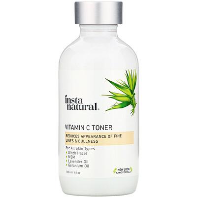 Купить InstaNatural Тоник с витамином С, 120мл (4жидких унции)