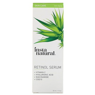 InstaNatural, Suero de retinol, 1 fl oz (30 ml)