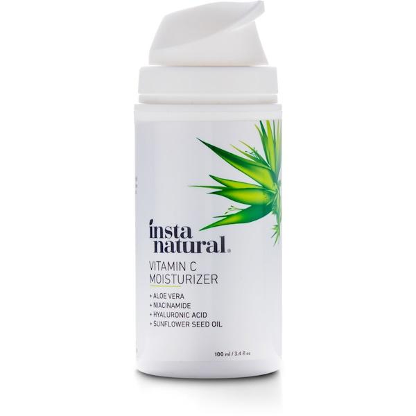 InstaNatural, Vitamin C Moisturizer, 3.4 fl oz (100 ml)