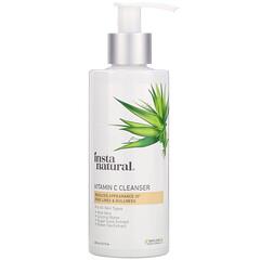 InstaNatural, 維生素 C 潔面乳,6.7 液量盎司(200 毫升)